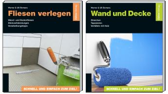 Dähne Verlag gibt Heimwerker-Buchreihe heraus