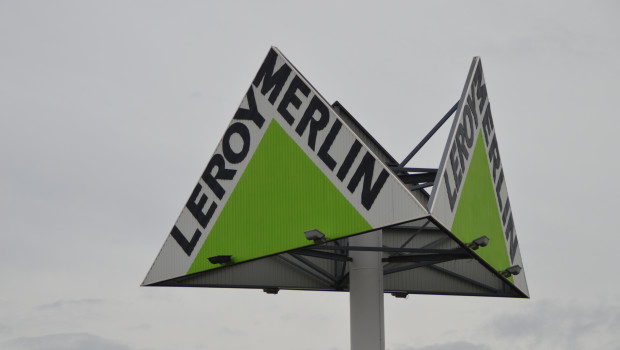 Der französische Marktführer Leroy Merlin sowie die anderen Baumarktbetreiber gehen in Frankreich wieder an den Start.