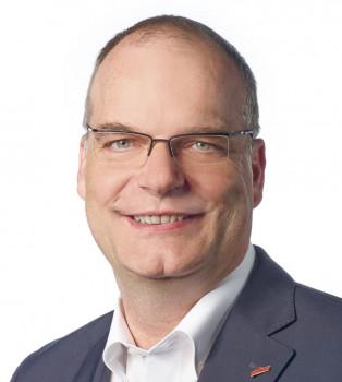 """""""Flexibler agieren und den Markt aktiver mitgestalten"""": Holzland-Geschäftsführer Andreas Ridder."""