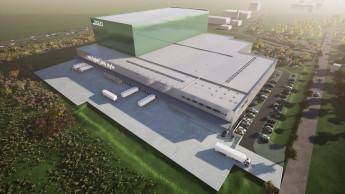 Eglo baut in Magdeburg sein viertes Logistikzentrum