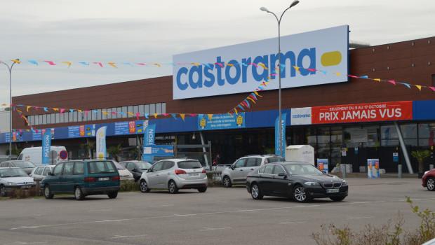 Castorama, die zweitgrößte Baumarktkette in Frankreich, hat 2019 Marktanteile verloren.