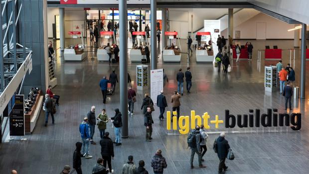 Die 11. Light + Building findet jetzt turnusgemäß erst im Jahr 2022 in Frankfurt/Main statt.