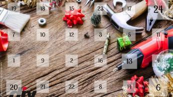 Auch 2020 mit dem diy-Adventskalender durch den Dezember