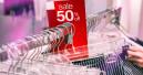 Nonfood-Handel in Europa setzt im Corona-Jahr 3 Prozent weniger um