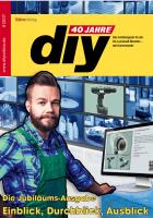 diy Ausgabe 8/2017
