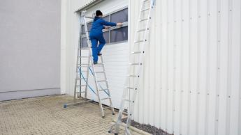 Leitern trotz neuer Norm weiter voll nutzen