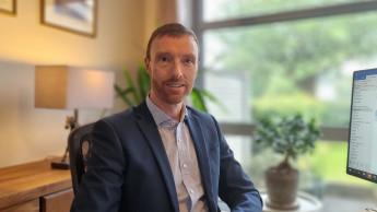 Aidan Campion neuer Vertriebsleiter Rohstoffe international bei Floragard