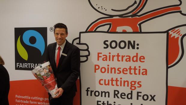 Dümmen hat die IPM 2015 genutzt, um über sein Fair-Trade-Engagement zu informieren. Das Thema wird 2016 weiter an Bedeutung gewinnen.
