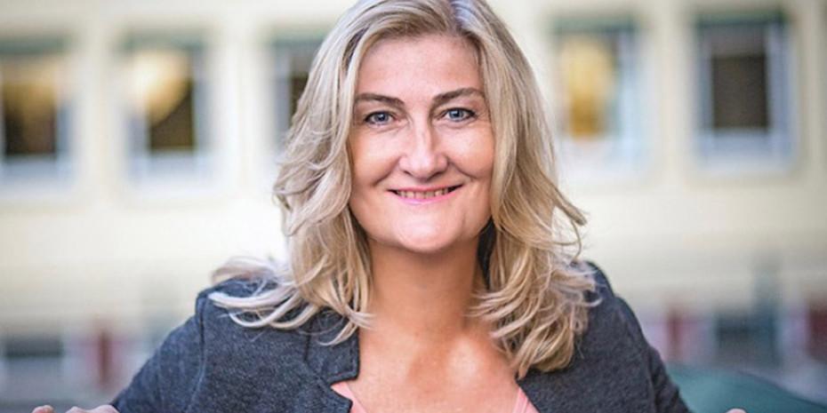 Martina Mensing-Meckelburg, VDG-Präsidentin