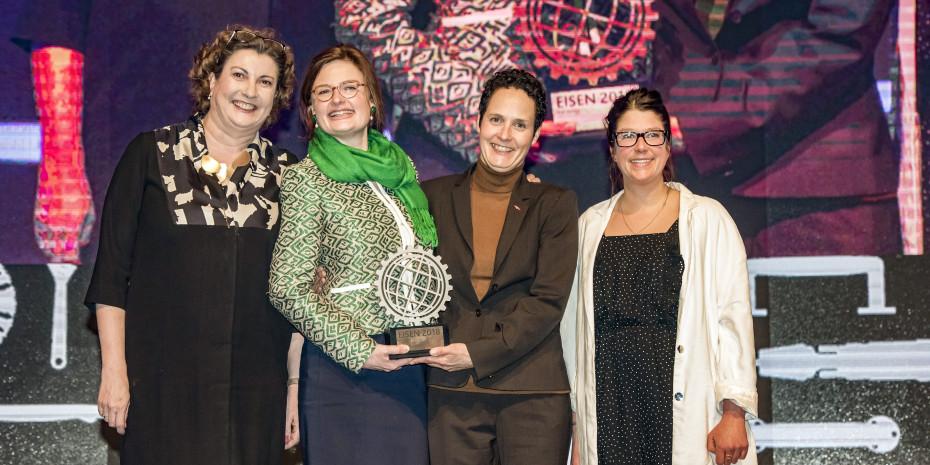 Knipex, Gewinner Eisen Award 2018, Nachhaltigkeitspreis