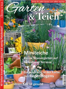 Dähne Verlag, Garten & Teich