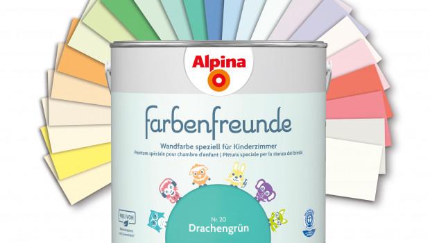 Alpina, Farbenfreunde