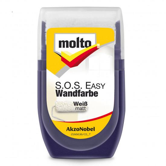 S.O.S. Easy Wandfarbe von Molto