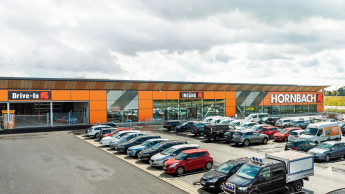 Hornbach expandiert in Schweden mit kleinerem Marktformat