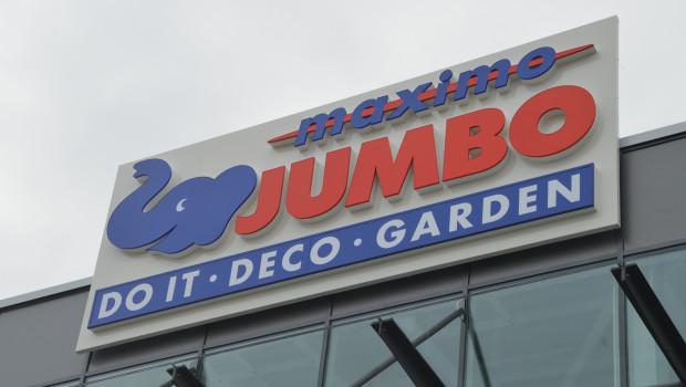 Jumbo gilt mit derzeit 39 Standorten als die zweitgrößte Baumarktkette der Schweiz.