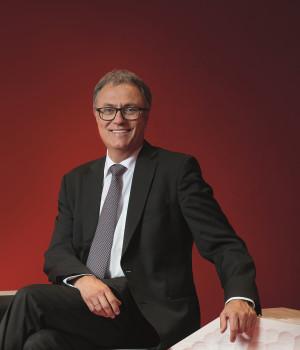 Hans-Hinrich Kruse, Vorstandsvorsitzender der Konrad Hornschuch AG
