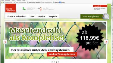 E-Commerce mit Bodenhaftung