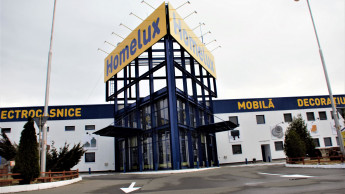 Die ersten beiden Homelux-Märkte in Rumänien eröffnet