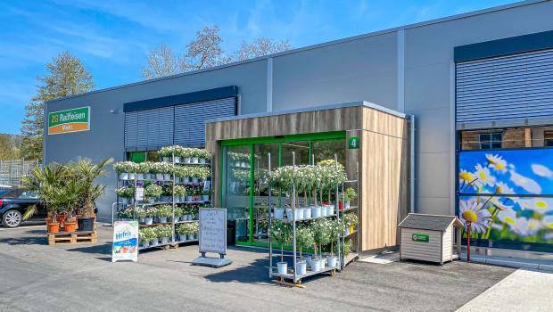 Die Raiffeisen-Märkte erzielten unter den Händlern aus der Sparte Haus und Garten mit 91 Prozent den höchsten Zustimmungswert.