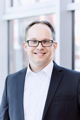 Sven Grobrüge, verantwortet nun die kaufmänische Geschäftsführung. [Bild: Hagebau]