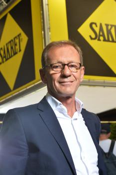 """Um die Sakret-Gruppe in die Zukunft zu führen, wollen wir uns in den kommenden Wochen organisatorisch neu aufstellen"""", sagt Peter Aping, Geschäftsführer der Sakret Europa."""