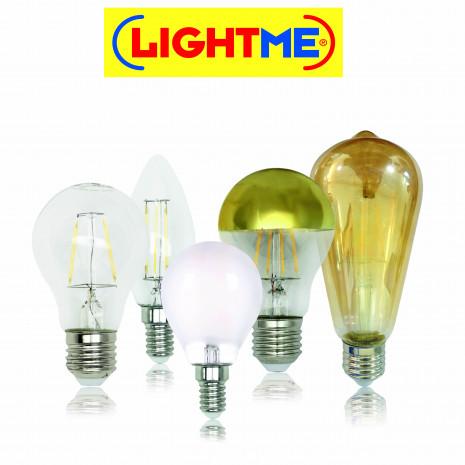 LED-Filament-Lampen von Lightme