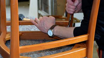Anzeichen für Erholung in der Möbelindustrie
