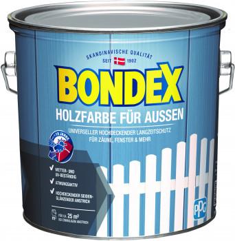 Bondex, Holzfarbe für Außen