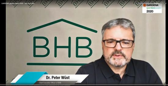BHB-Hauptgeschäftsführer PeterWüst