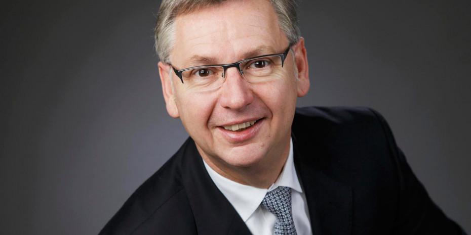 Baumarkt direkt-Geschäftsführer Volker Treffenstädt