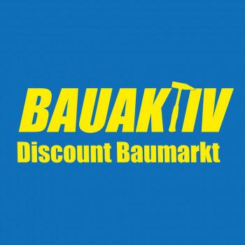 Das Logo der neuen NBB-Marke BauAktiv Discount Baumarkt.