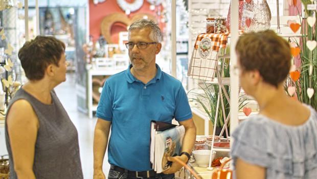 Die Sagaflor-Partner aus dem Bereich haben zwei Wochen lang Gelegenheit, sich auf der Importmesse der Kooperation in der Zentrale in Kassel zu informieren.