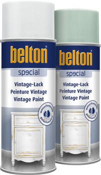 Peter Kwasny, Belton Vintage-Lack