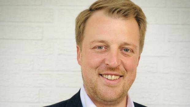 Neu im BDB-Präsidium: Johannes Richter (40).