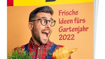 Gartentrends - Frische Ideen fürs Gartenjahr 2022