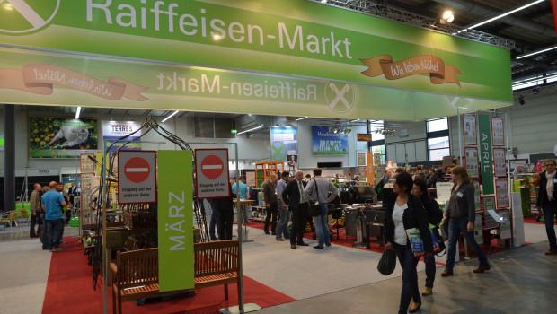 Die Agravis-Ordermesse für Raiffeisen-Märkte findet Ende September 2016 in der Halle Münsterland statt.