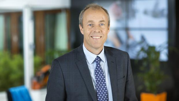 Kai Wärn, President und CEO der Husqvarna Group