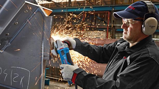 Bosch will seine Profi-Geräte künftig auch über den DIY-Handel vertreiben. Foto: Bosch