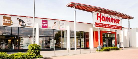 Hammer erreichte unter den Anbietern von Produkten für Haus und Garten in der Einzelbewertung den zweiten Platz.
