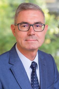 Peter Giffinger, neuer GF von Saint-Gobain Isover Austria GmbH.