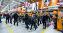 Hornbachs 15. Markt in den Niederlanden