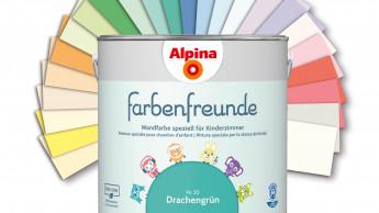 Farbkonzepte speziell für Kinderzimmer