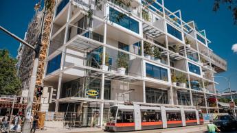 """Ikea eröffnet """"autofreies"""" Einrichtungshaus in Wien"""