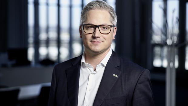 Kann zufrieden sein mit den E/D/E-Zahlen für 2017: Dr. Andreas Trautwein, Vorsitzender der Geschäftsführung.