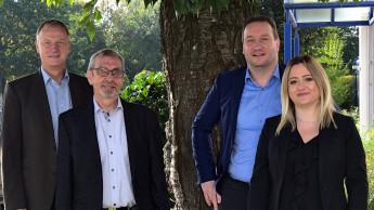 """Zwei """"Neue"""" erhalten Prokura im Führungsteam der NBB"""
