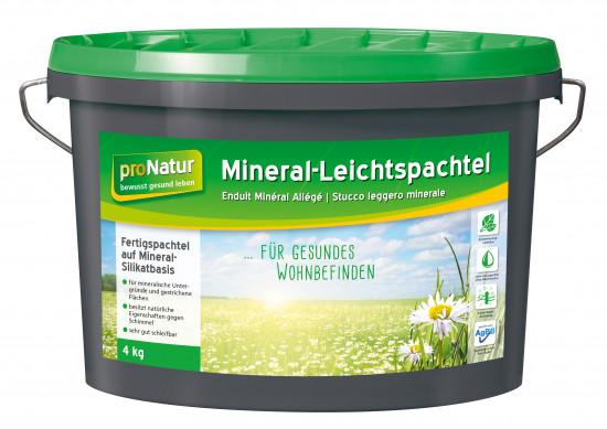 Der konservierungsmittelfreie Leichtspachtel kann auf allen mineralischen Untergründen und auf fest haftenden Altanstrichen eingesetzt werden. 