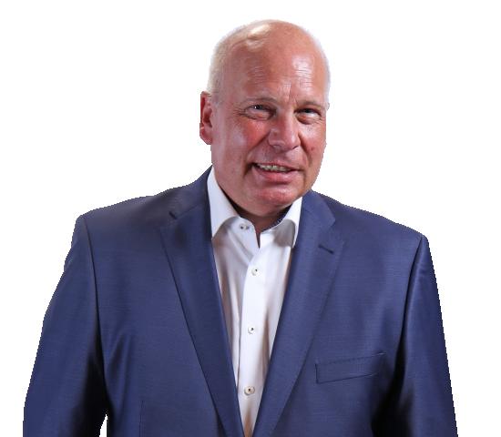 Dirk Töpfer ist Leiter des Außendienstes bei Broszio.