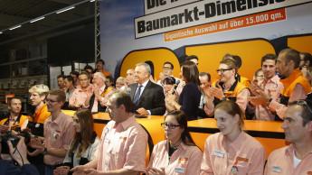 Deutsche DIY-Händler haben immer weniger Filialen