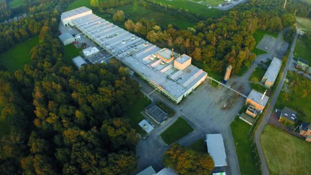 Standort von Van Merksteijn Plastics (VMP) in Boekelo/Niederlande.