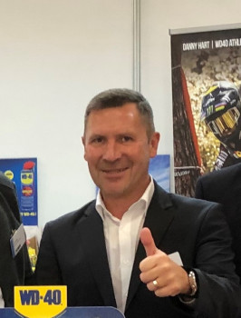 Josef Simet ist jetzt bei WD-40 Sales Manager Retail Germany and Austria.